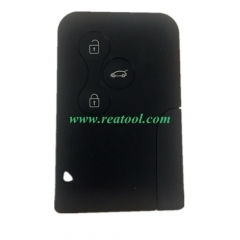For Re-nault Megane 3 button Remote key with 433MH