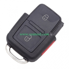 For VW 2+1 button remote blank