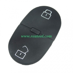 For Audi 2 button remote key pad