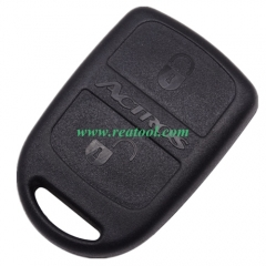 For Benz 2 button remote key blank