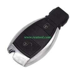 For benz 2 button rmeote key blank