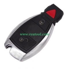 For benz 2+1 button rmeote key blank