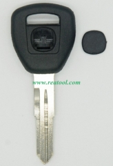 For Acura free logo transponder key blank can put
