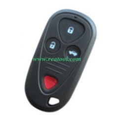 For Acura 3+1 button  Remote Key blank