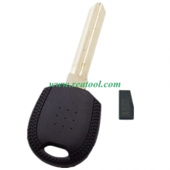 For kia transponder key  with left blade 7936chip