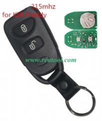 For Kia 2 buttons Freddy remote key with 315MHZ