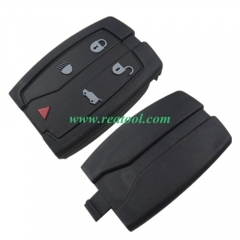 For Rangrover 5 button remote key blank without bl