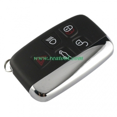 For Landrover 5 button remote key blank