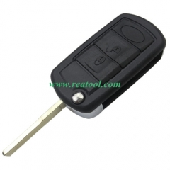For LandRover 3 Button Remote Key Shell with HU101