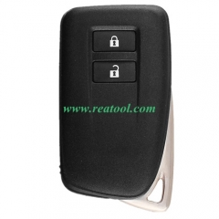 For Lexus 2 button  remote key blank