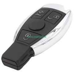 For  Benz 3 button NEC and BGA and BE remote  key