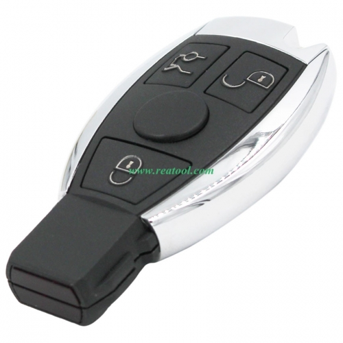 For  Benz 3 button NEC and BGA and BE remote  key with 315MHZ
