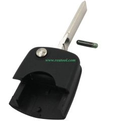 For Audi hu66-remote key head with Audi  ID48 Can