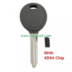 For Chry-sler Transponder Key (no logo) with 4D64