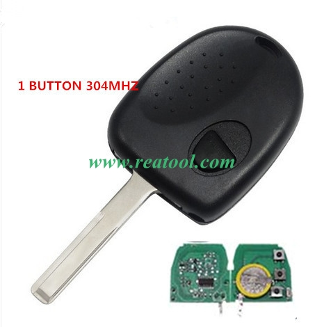 For Hol-den 1 button remote key with 304mhz