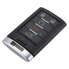 For Cadi-llac 5 button remote key Shell with blade