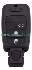 For Fiat  1 button remote  key blank