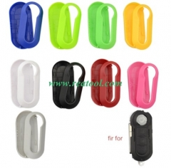 For fiat key shell part black(Please choose the co