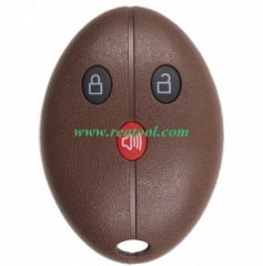For Ford 2+1 button remote key shell