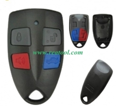 For Ford 3+1 button remote key blank